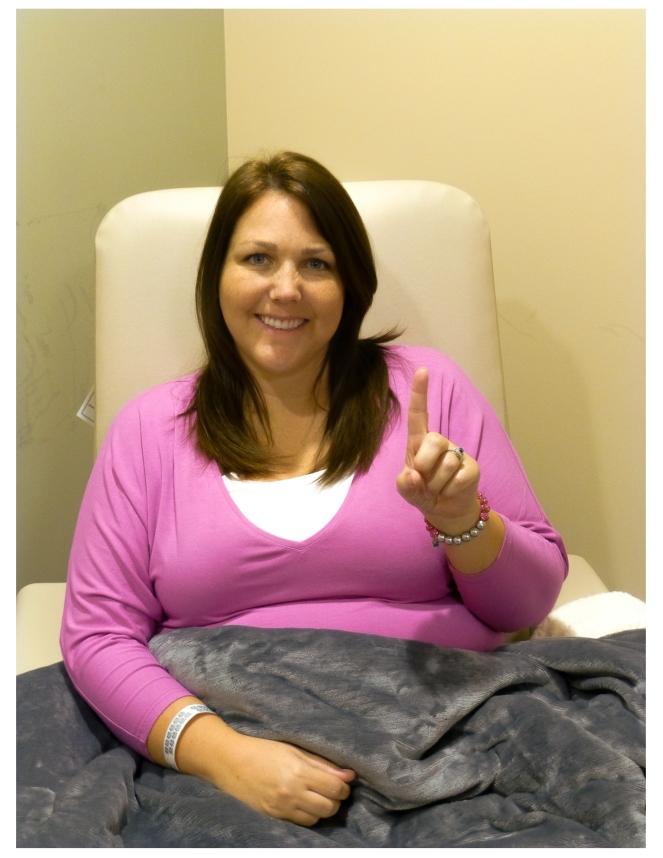 Chemo Day 1 (b)